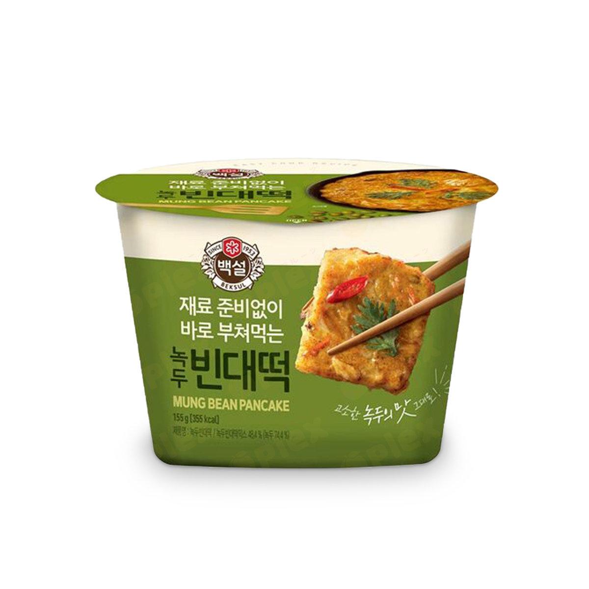 CJ Easy Cook Recipe Korean Pancake - Mung Bean (155g)