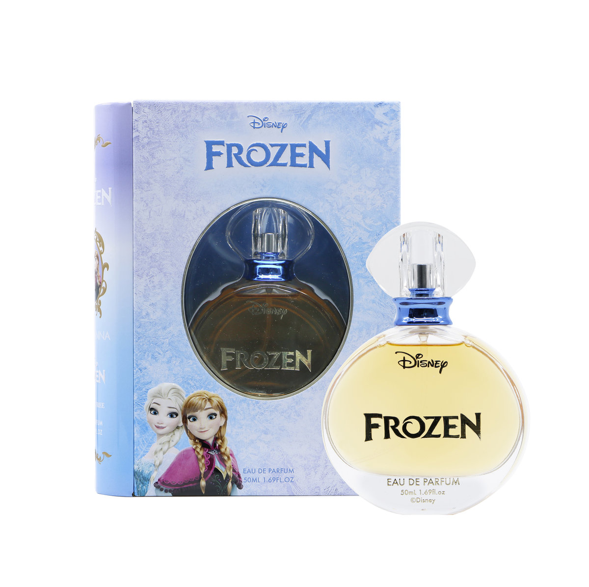 Disney Frozen Storybook Style Eau de Parfum 50ml (Disney Licensed Product)