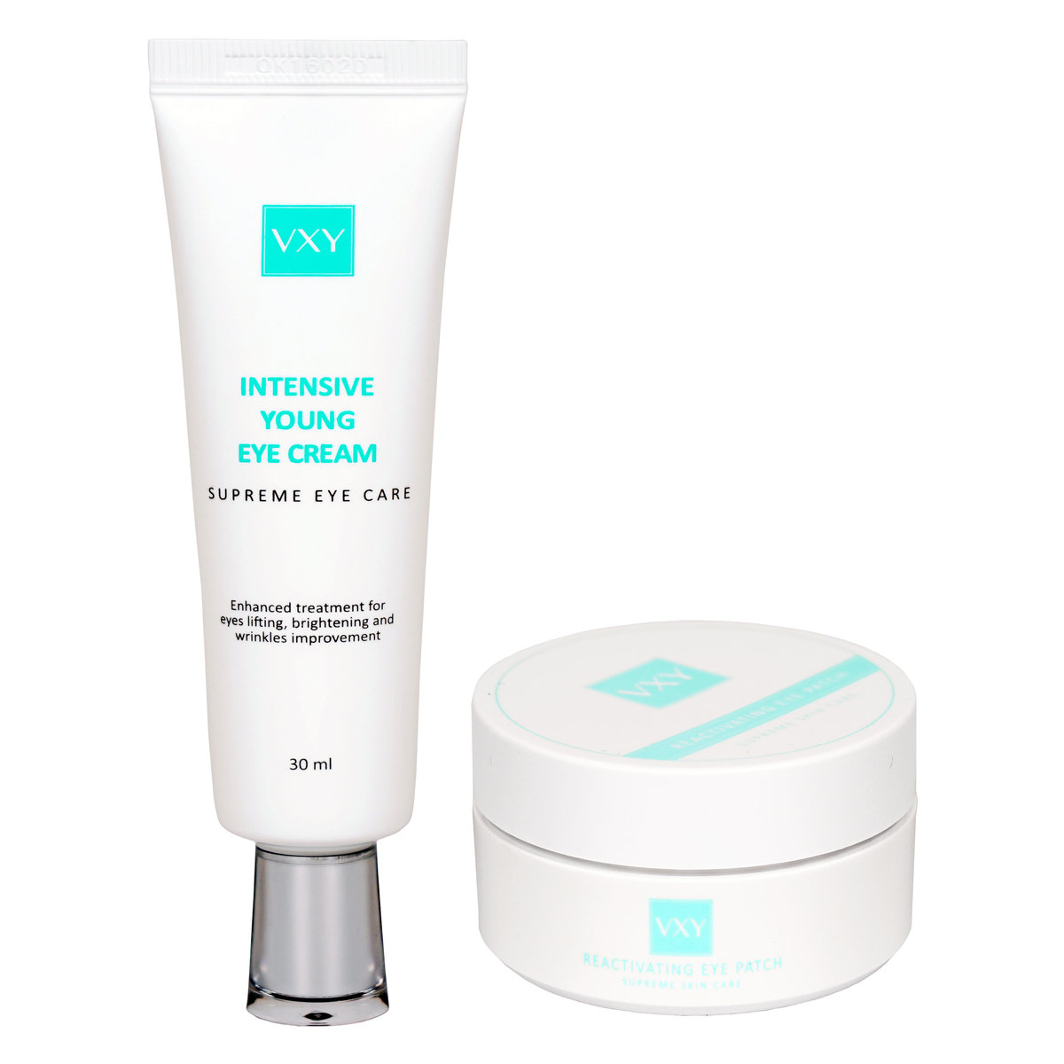 Eye Care Set (Intensive Eye Cream+Reactivating Eye Patch)