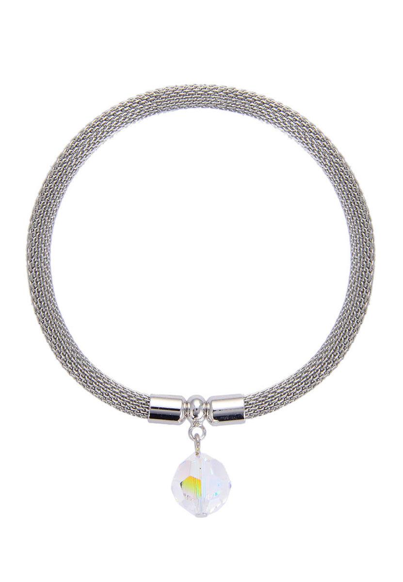 Elasticity Bracelet with SWAROVSKI crystal stone