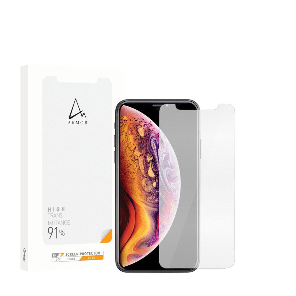 iPhone 11 Pro/X/XS軟性玻璃防眩光螢幕保護貼