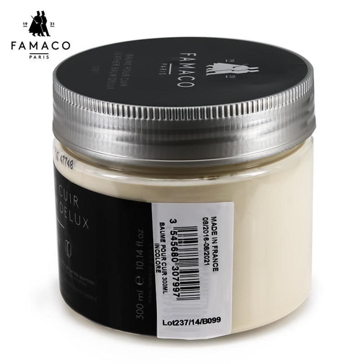 Famaco Nourishing Leather Furniture Cream (incolour) 300ml