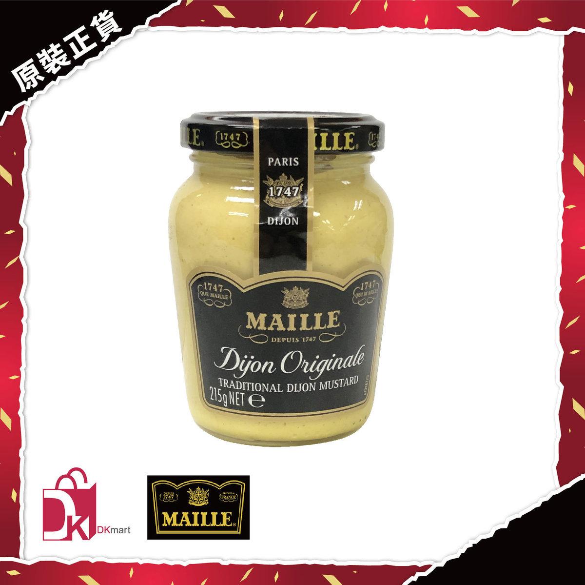Dijon Mustard 215g (Original)