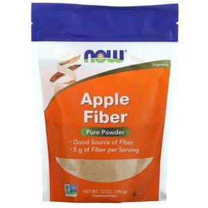 NOW FOODS 蘋果纖維粉 340g  優質膳食纖維