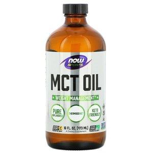 NOW FOODS MCT油 473ml 生酮飲食 Parallel import