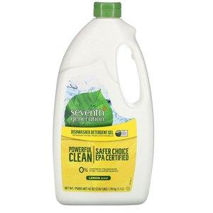 Seventh generation 洗碗機專用 環保天然洗碗清潔液 檸檬味 1190g USDA 認可
