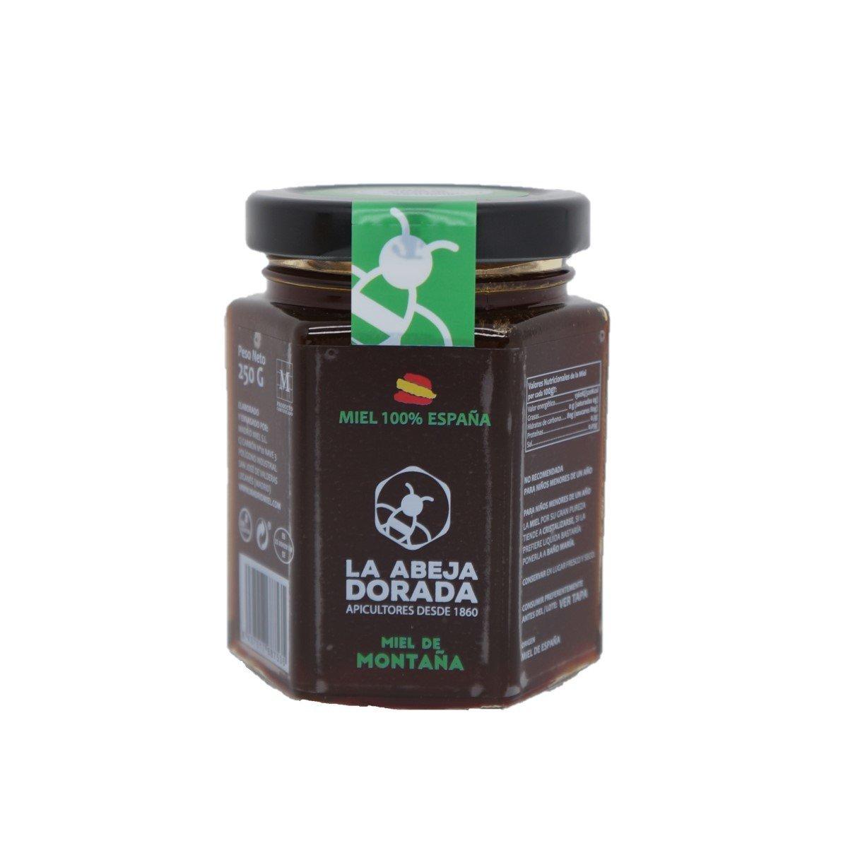 Natural Mountain Honey 250g