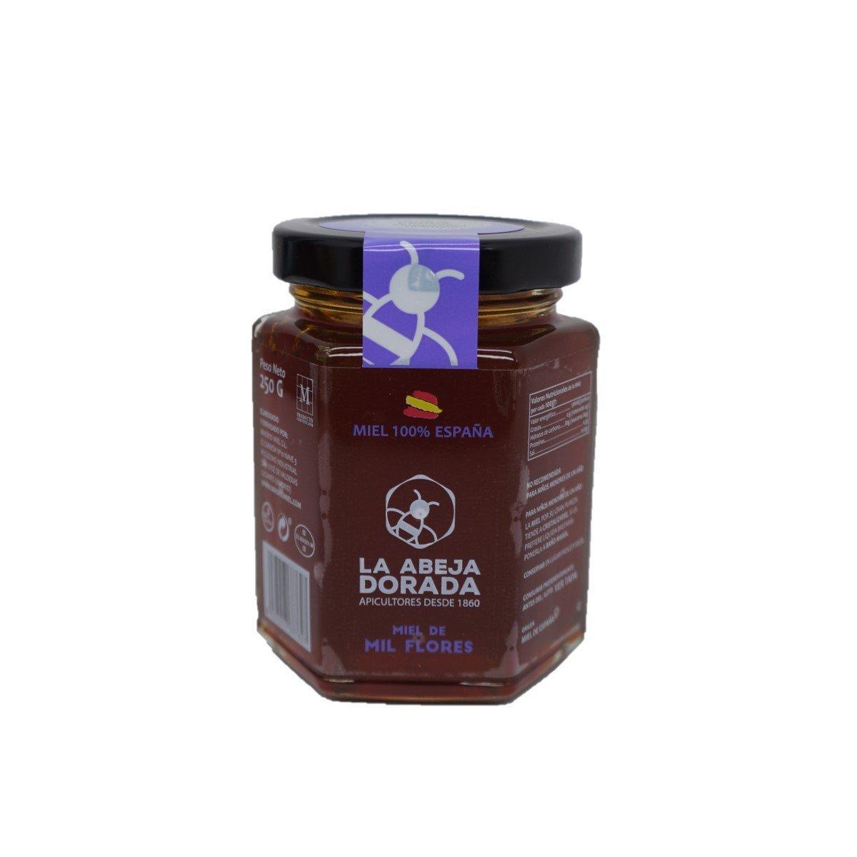 Natural Thousand Flowers Honey 250g