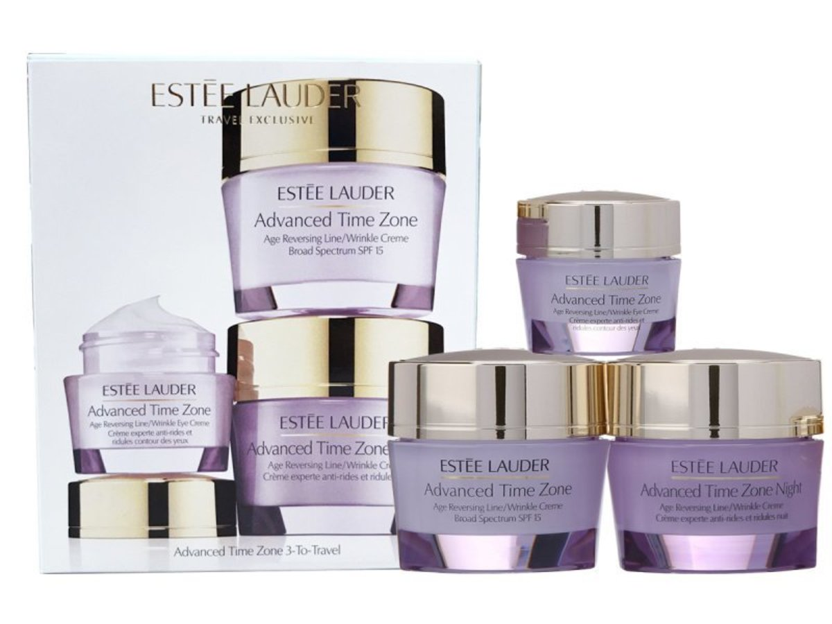 Advanced Time Zone 3-To-Travel Set (Parallel Import)