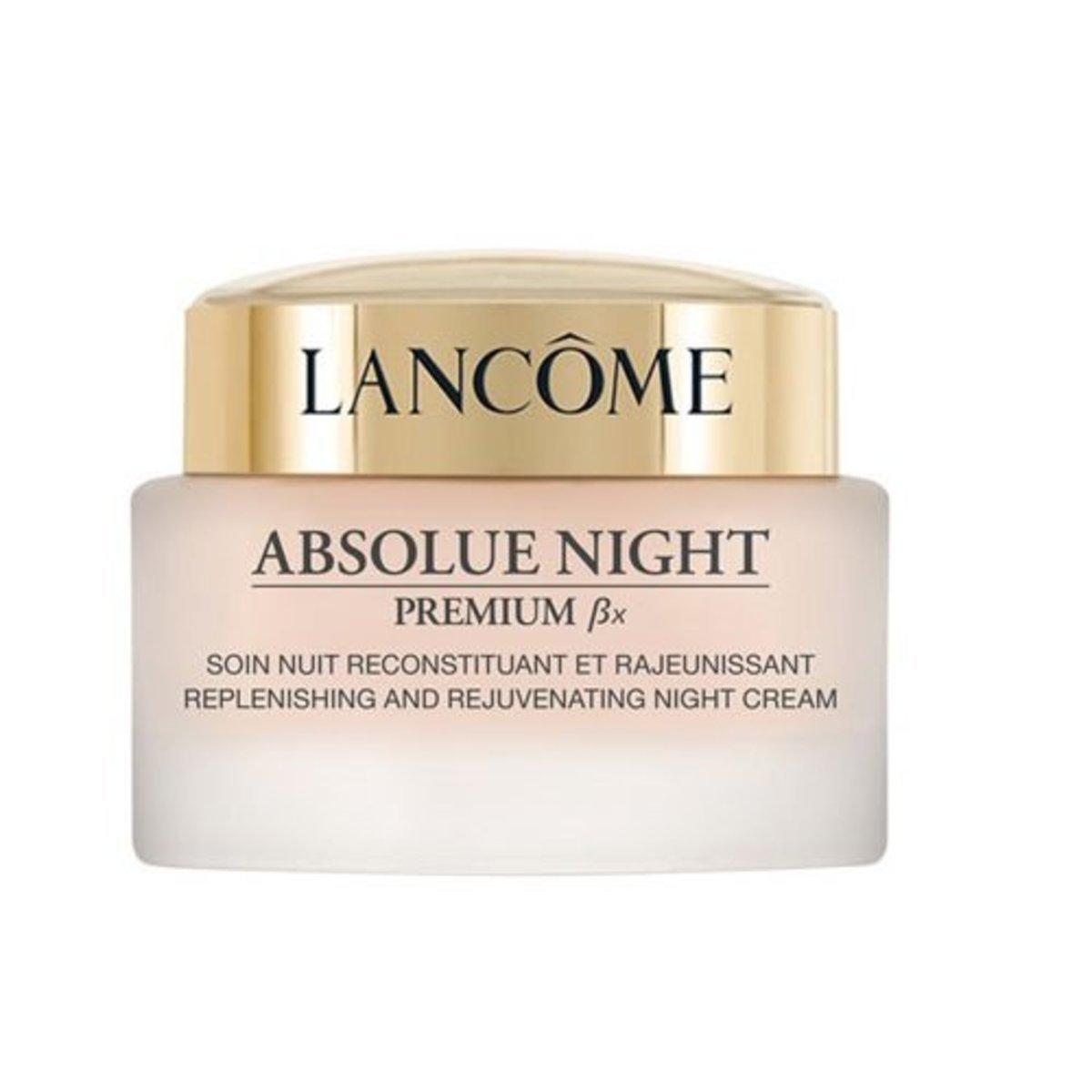 ABSOLUE NIGHT Premium BX Replenshing and Rejuvenating Night Cream 50ml (Parallel Import)