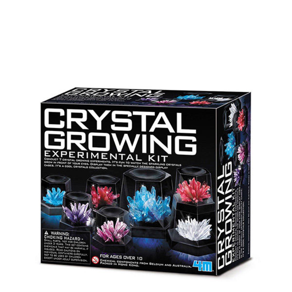 晶石種植大盒美國版STEM教育玩具