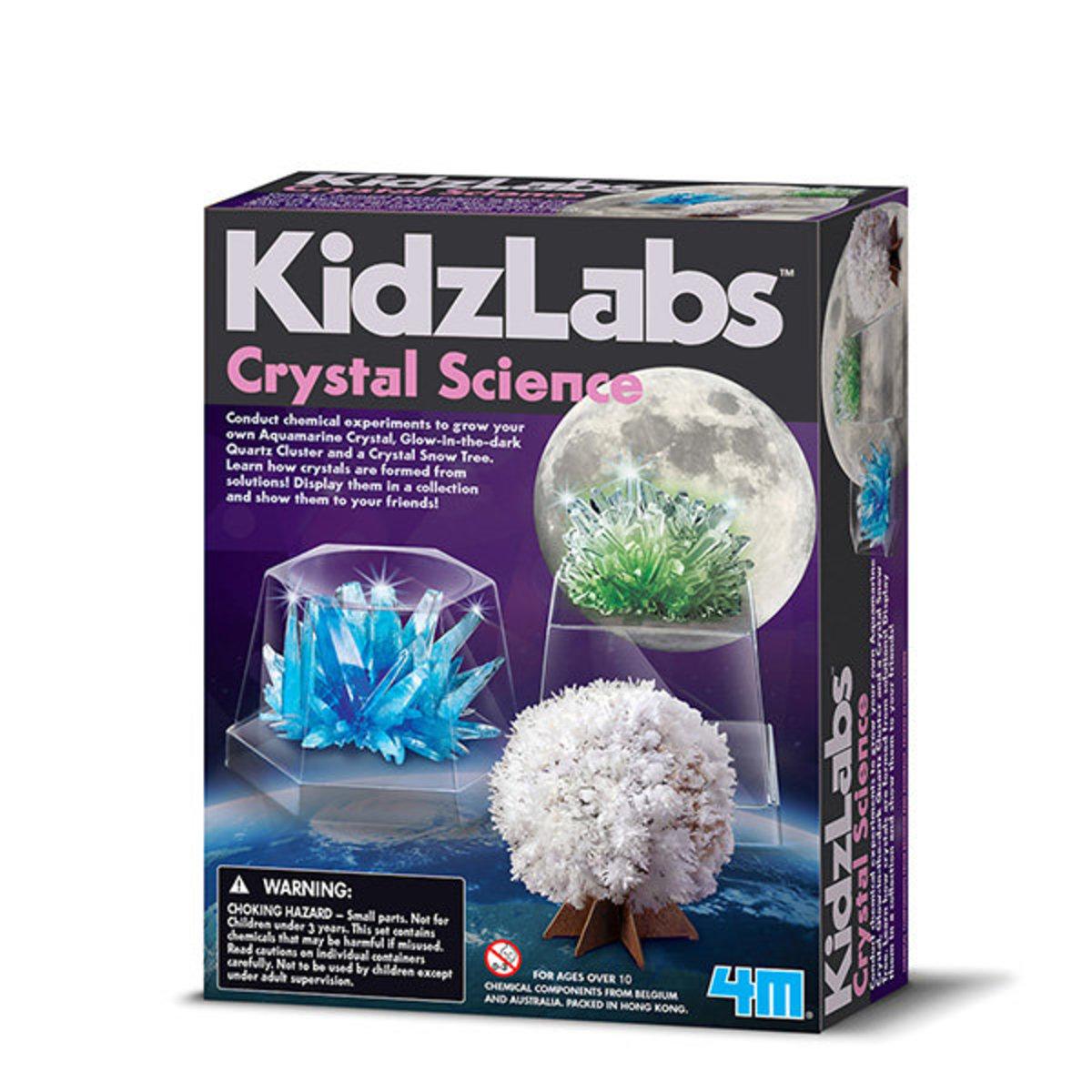 神奇水晶科學STEM教育玩具