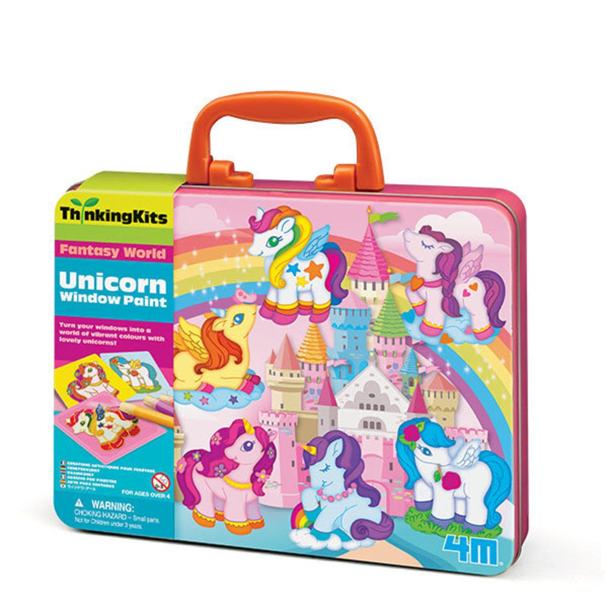 Thinking Kits Unicorn Window Paints
