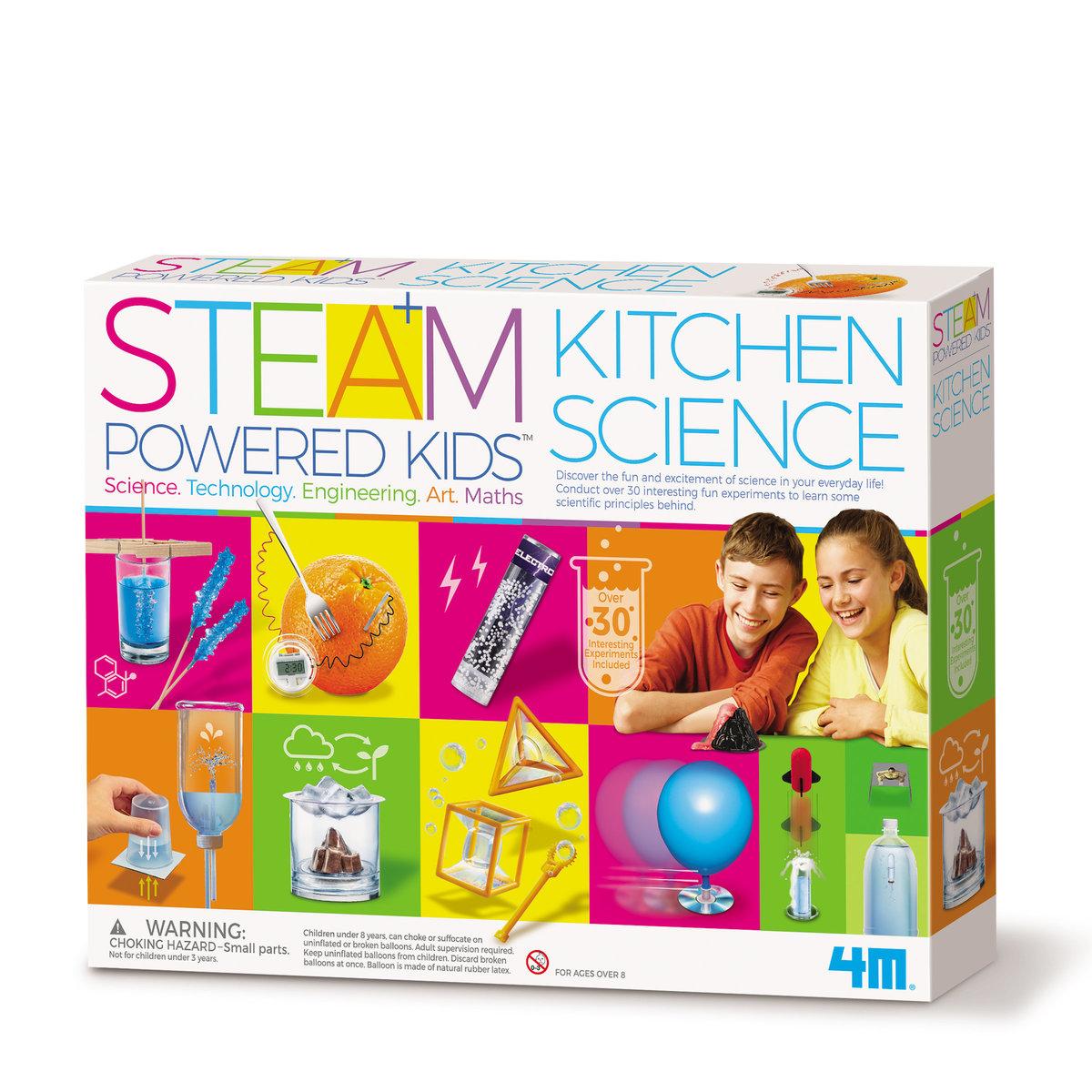 STEAM Deluxe Kitchen Science