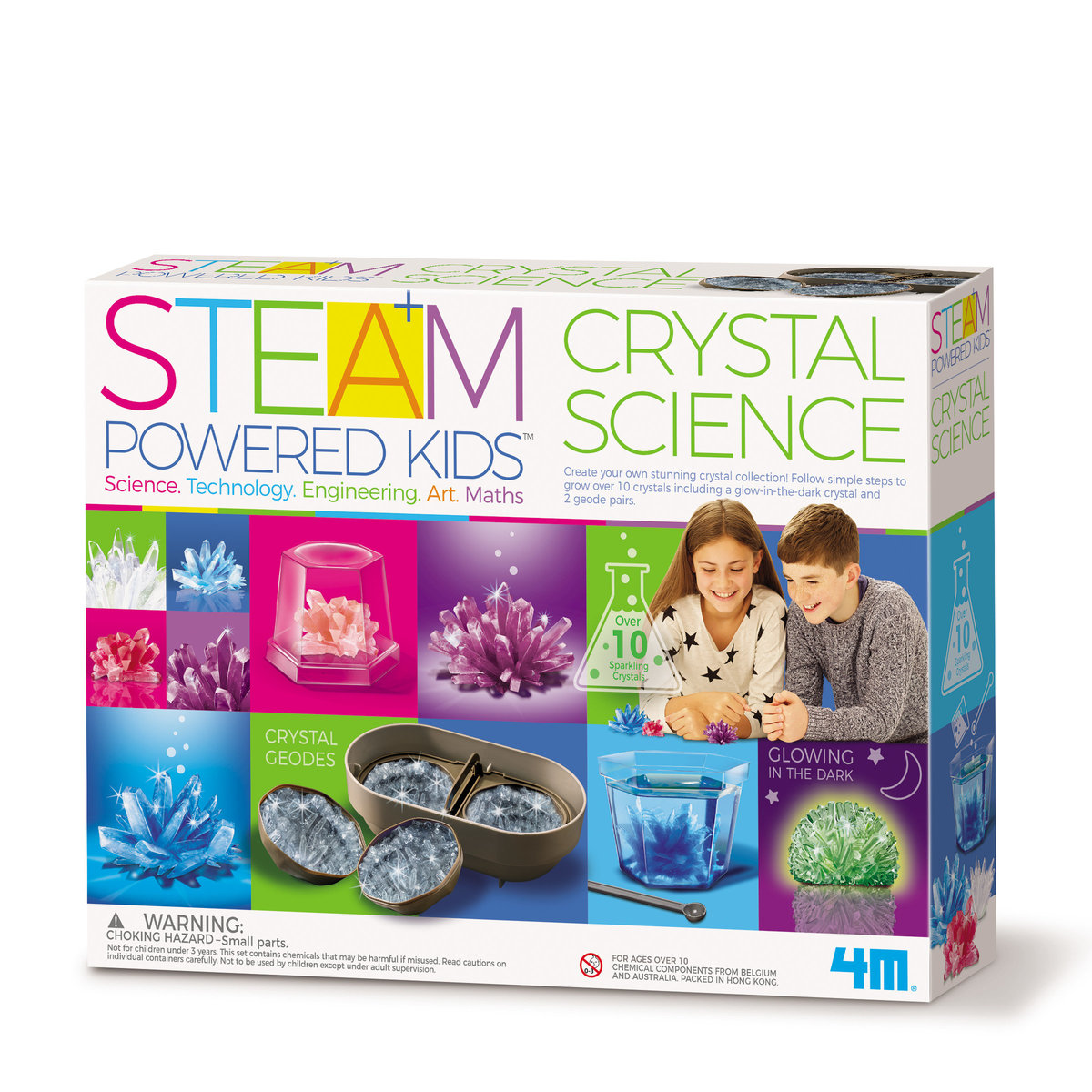 STEAM Deluxe Crystal Science