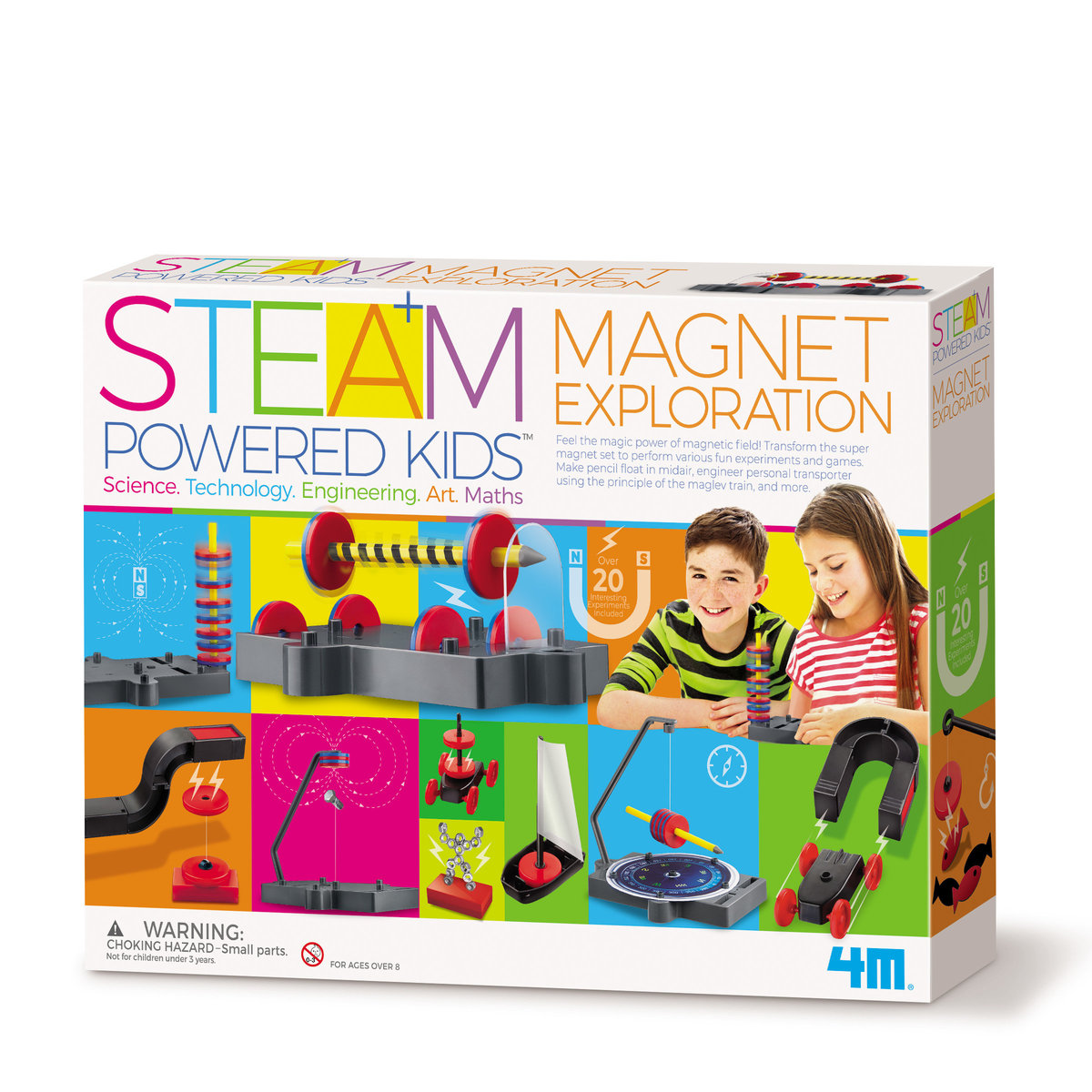 STEAM Deluxe Magnet Exploration