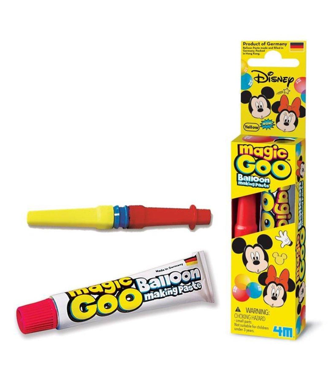 米奇神奇吹波膠STEM教育玩具