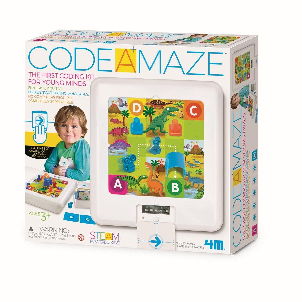 編程迷宮套裝STEM教育玩具