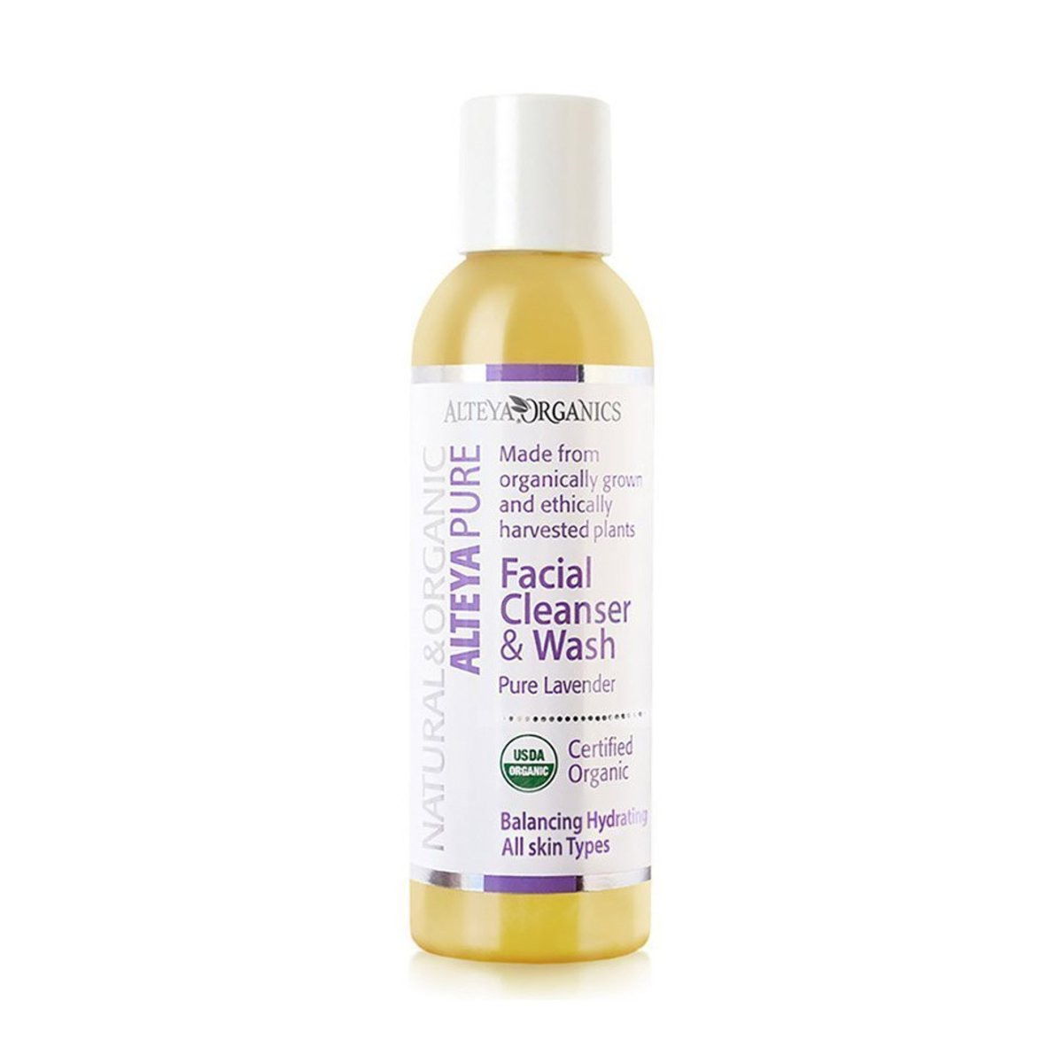 Organic Lavender Facial Cleanser & Wash 150ml
