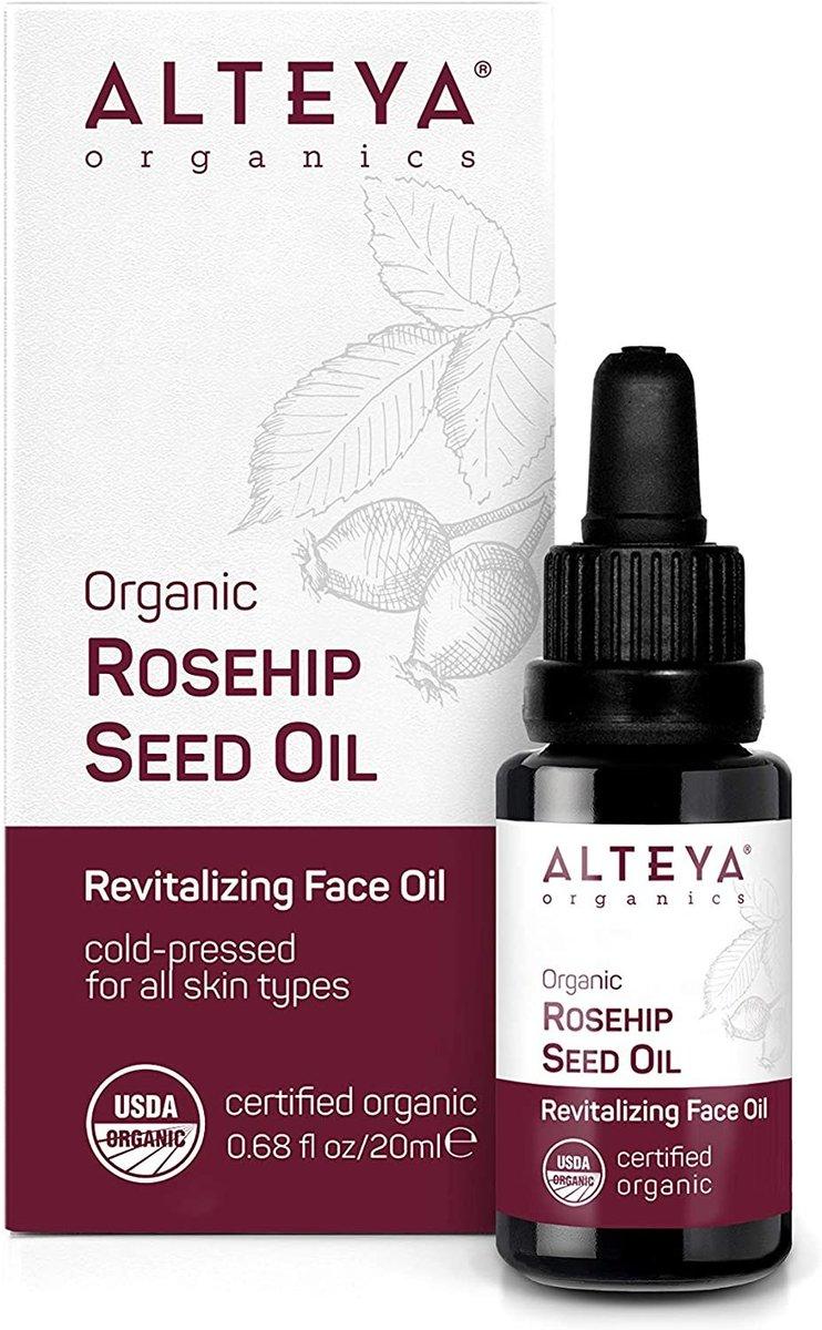 Organic Rosehip Seed Oil 20ml