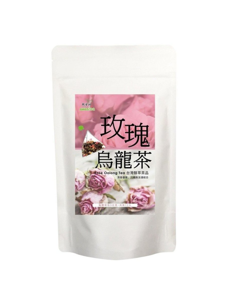 Rose Oolong Tea (3g X 12 bags)