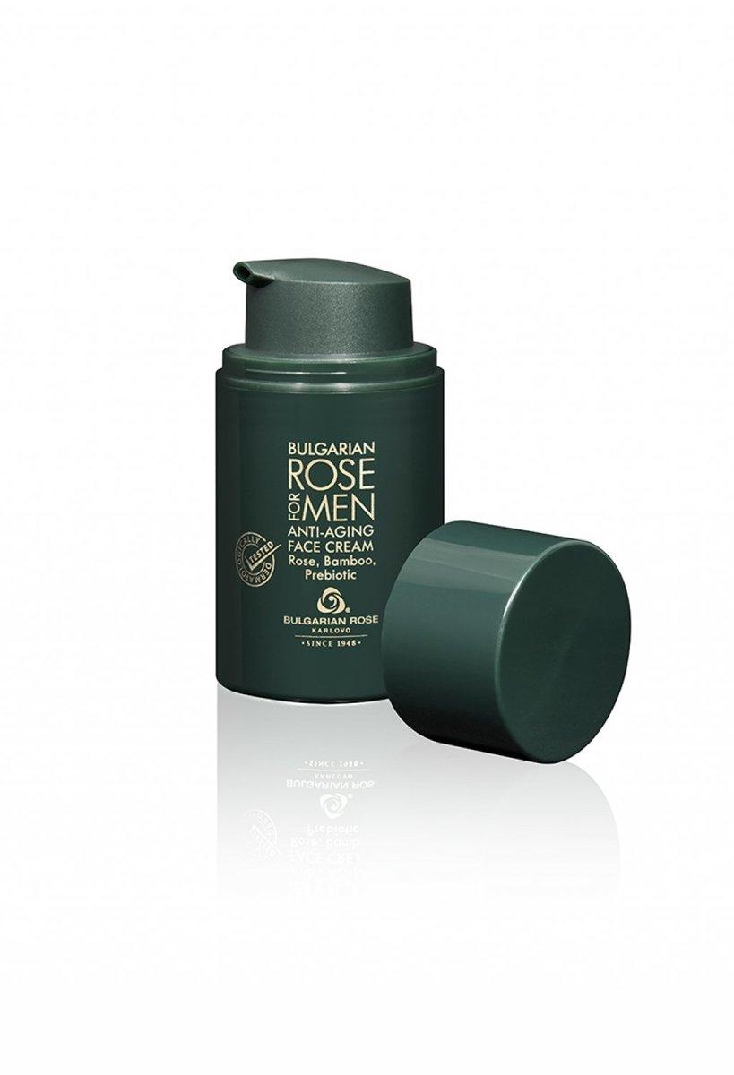 Rose Anti-Aging Face Cream (For Men) 50ml