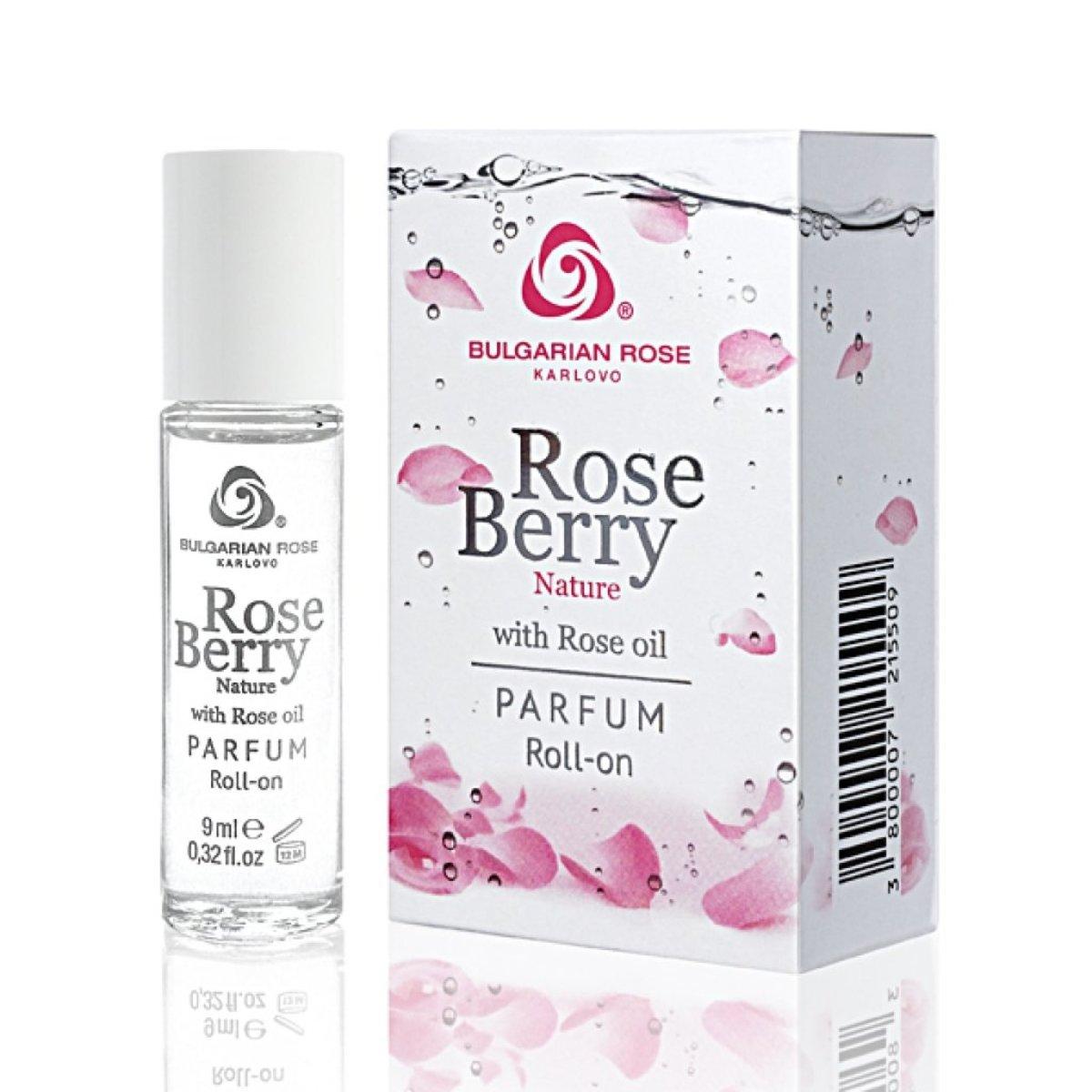玫瑰枸杞籽香水 走珠裝 9ml