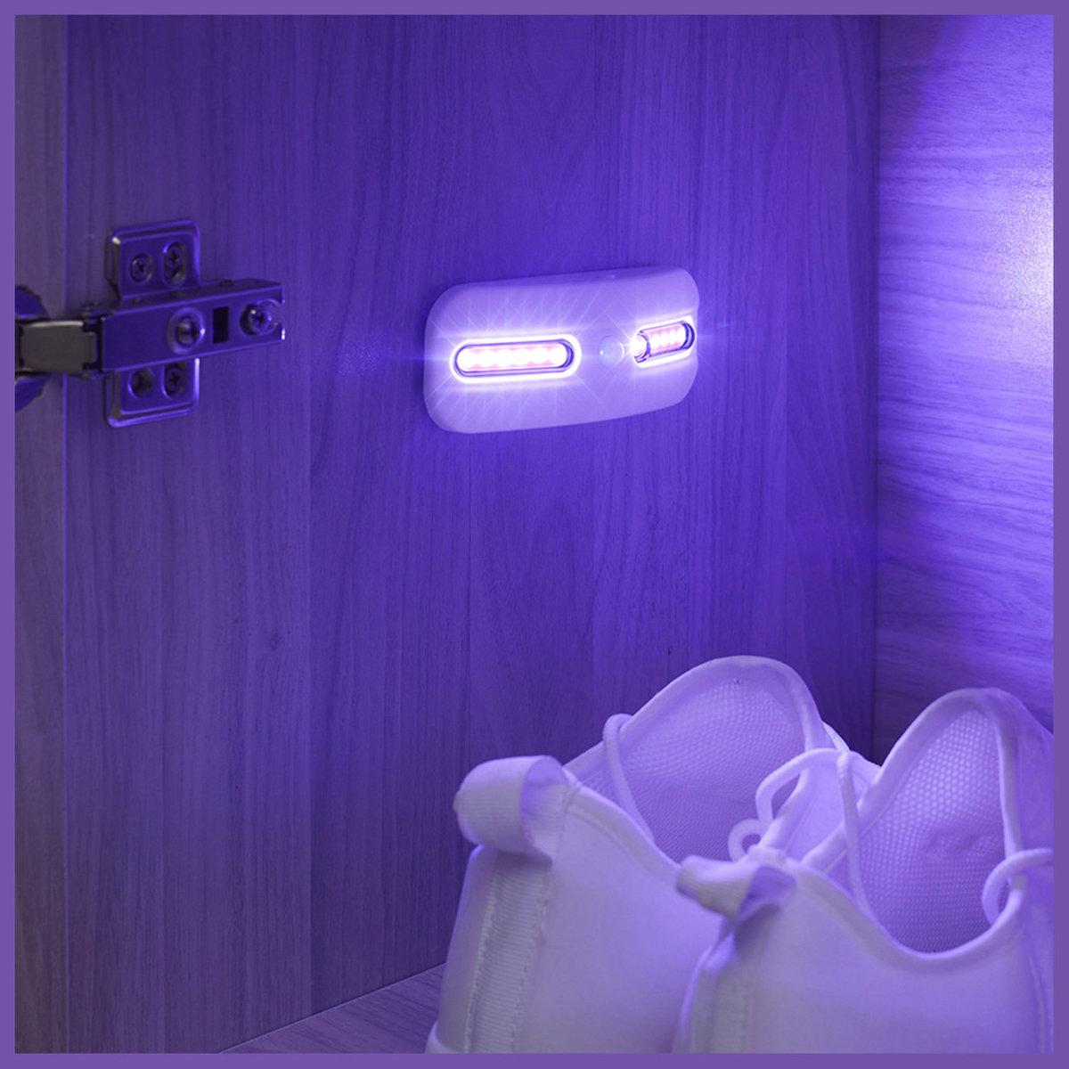 Motion-Sensor UV Sterilization Light