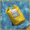 20L Floating Waterproof Backpack - Yellow