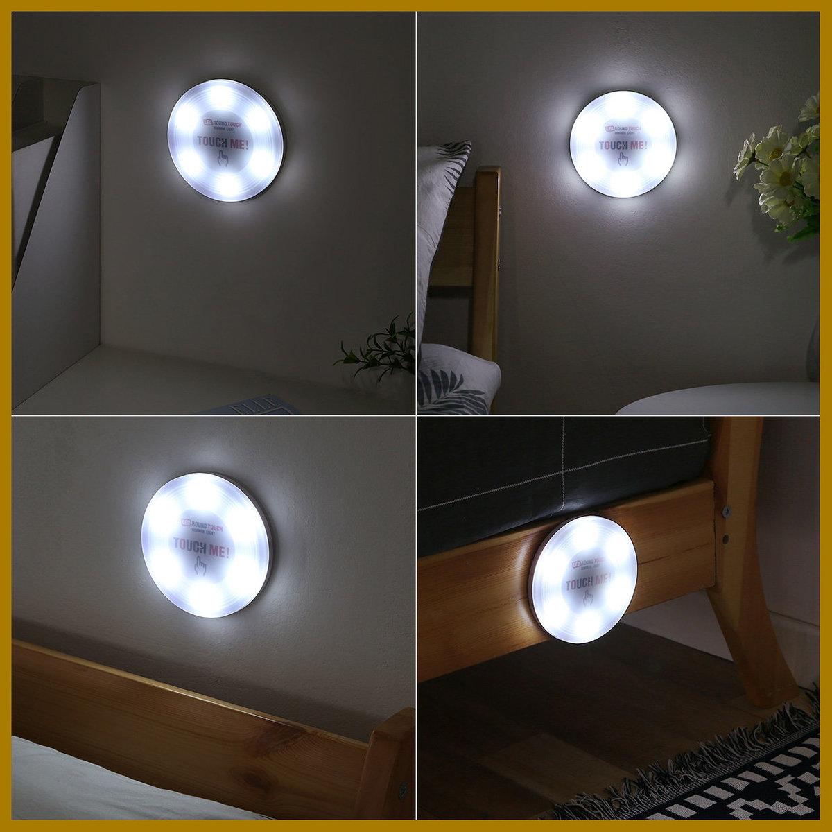 Smart Sensor LED Touch Light