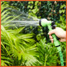 15 meters Lightweight Expandable Gardening Hose (w/ Hose Nozzle)
