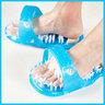 Foot Brush Cleaner Slipper