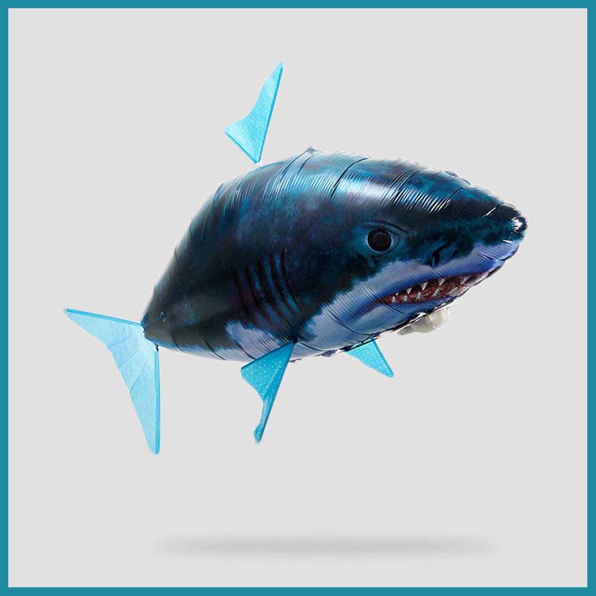 Remote Control Air Swimming Fish