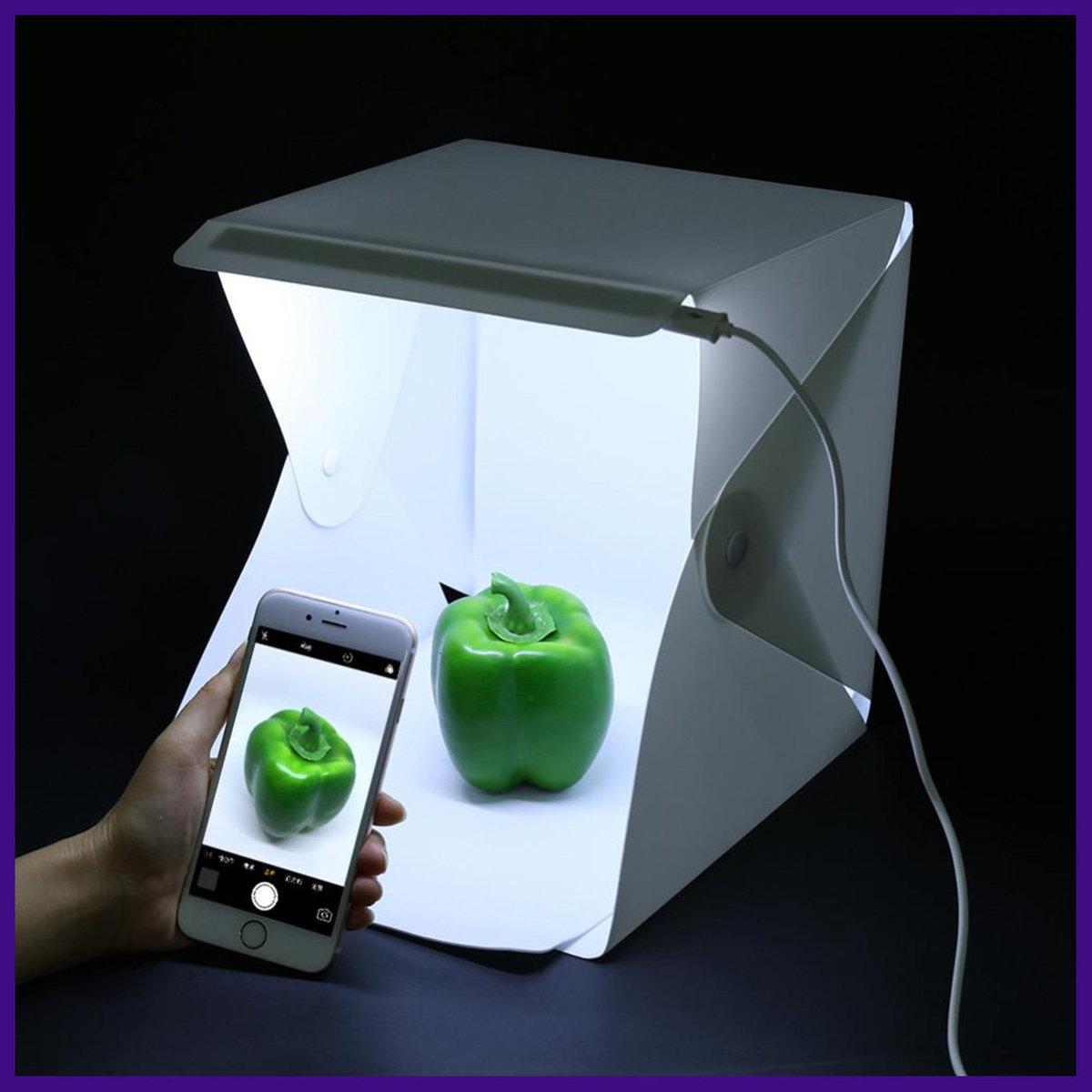 LED折疊攝影棚