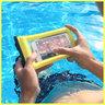 透明手機防水袋 (黃色)