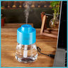 Bottle Cap Humidifier Lamp