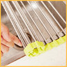 Multi-Purpose Kitchen Roll Up Drying Rack