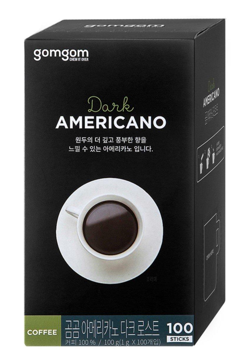即沖美式咖啡 / 100包 (韓國製)