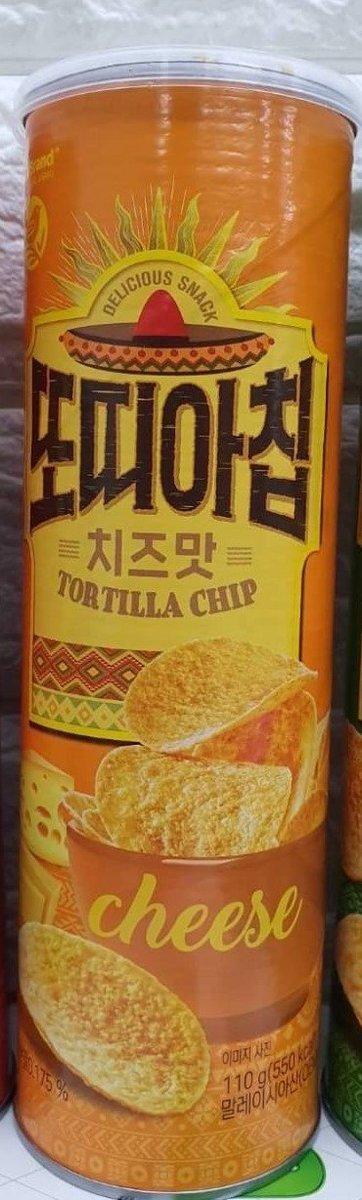 Tortilla Chip/Cheese