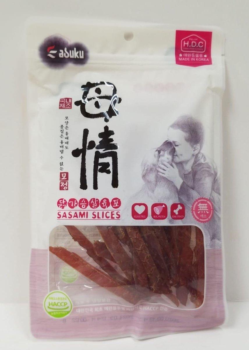 母情-Chicken Jerky-both for Car & Dog-Direct from Korea