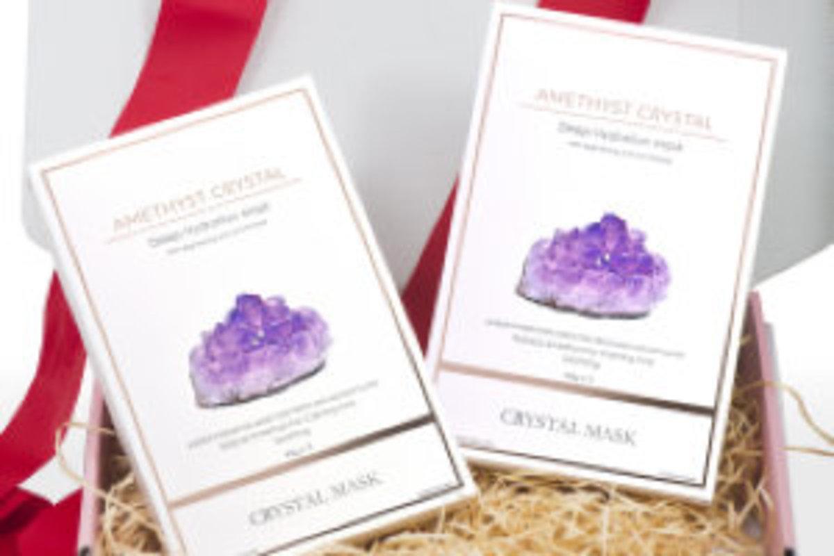 紫水晶補濕面膜 - 兩盒禮盒裝