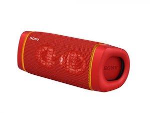 SONY 香港行貨 紅色 XB33 EXTRA BASS 可攜式藍牙揚聲器 香港行貨一年保養