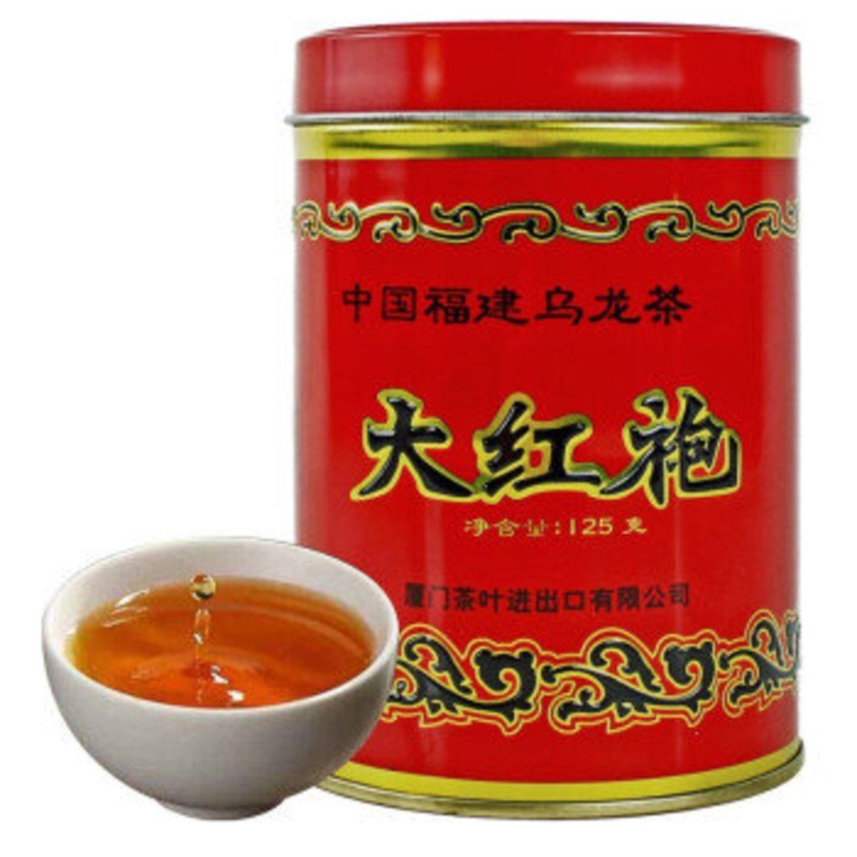 China Tea Da Hong Pao