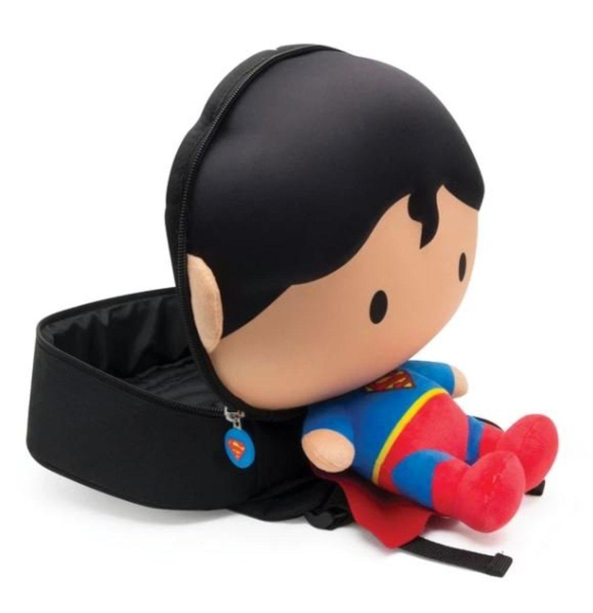 Justice League Kid's BackPack, Premium Superman EVA edition (5L)