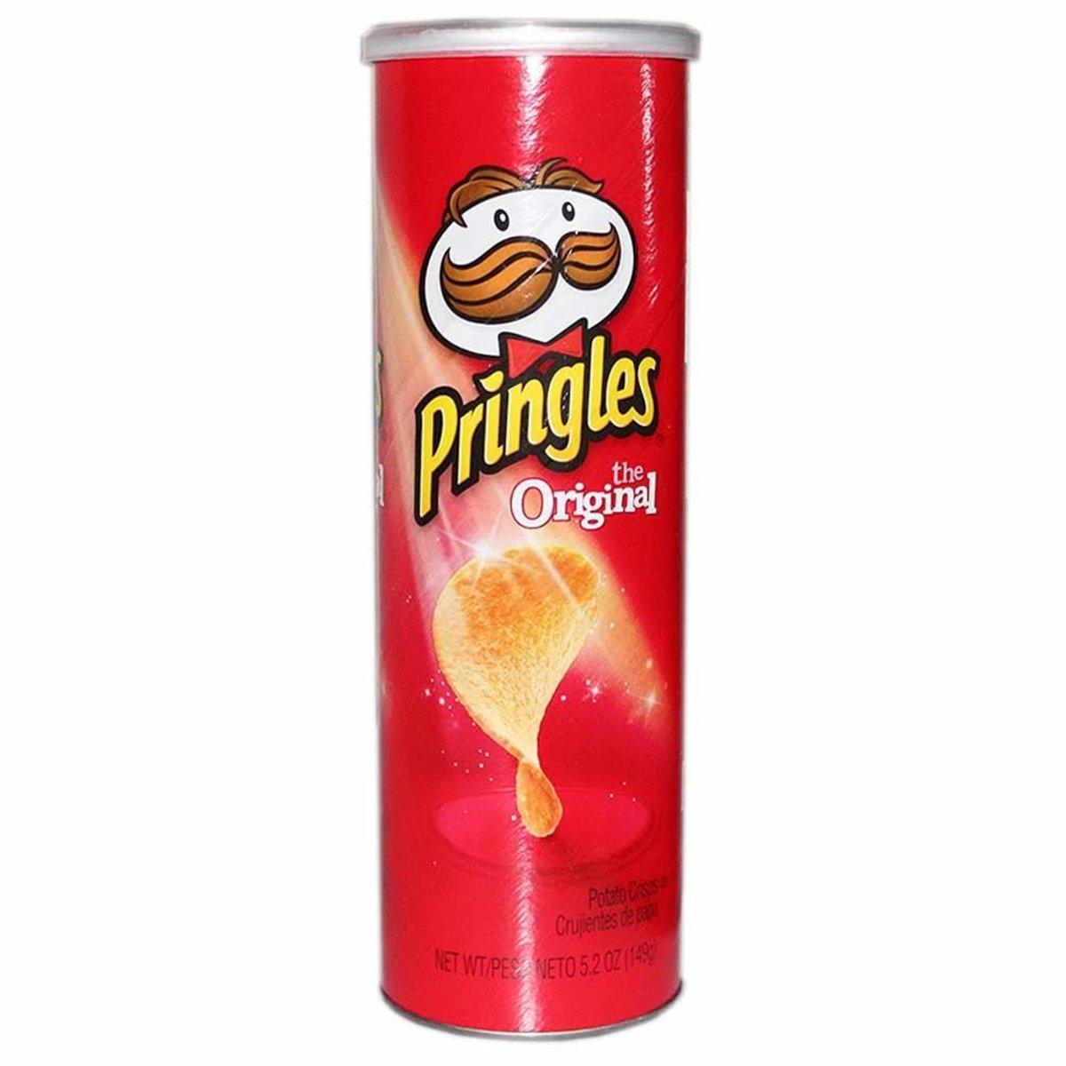 Pringles 原味薯片 149g