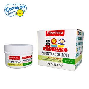 Fisher Price 嬰兒尿布疹 護理霜 60毫升 <平行進口> (5902734841483)