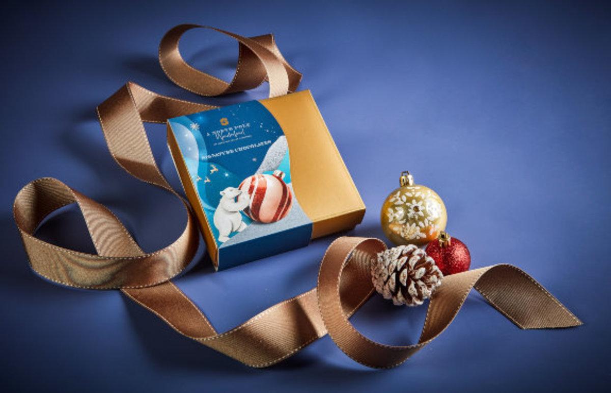 1 Box - Chocolate Praline Assortments (5 pcs)【Self Pick-up Only】