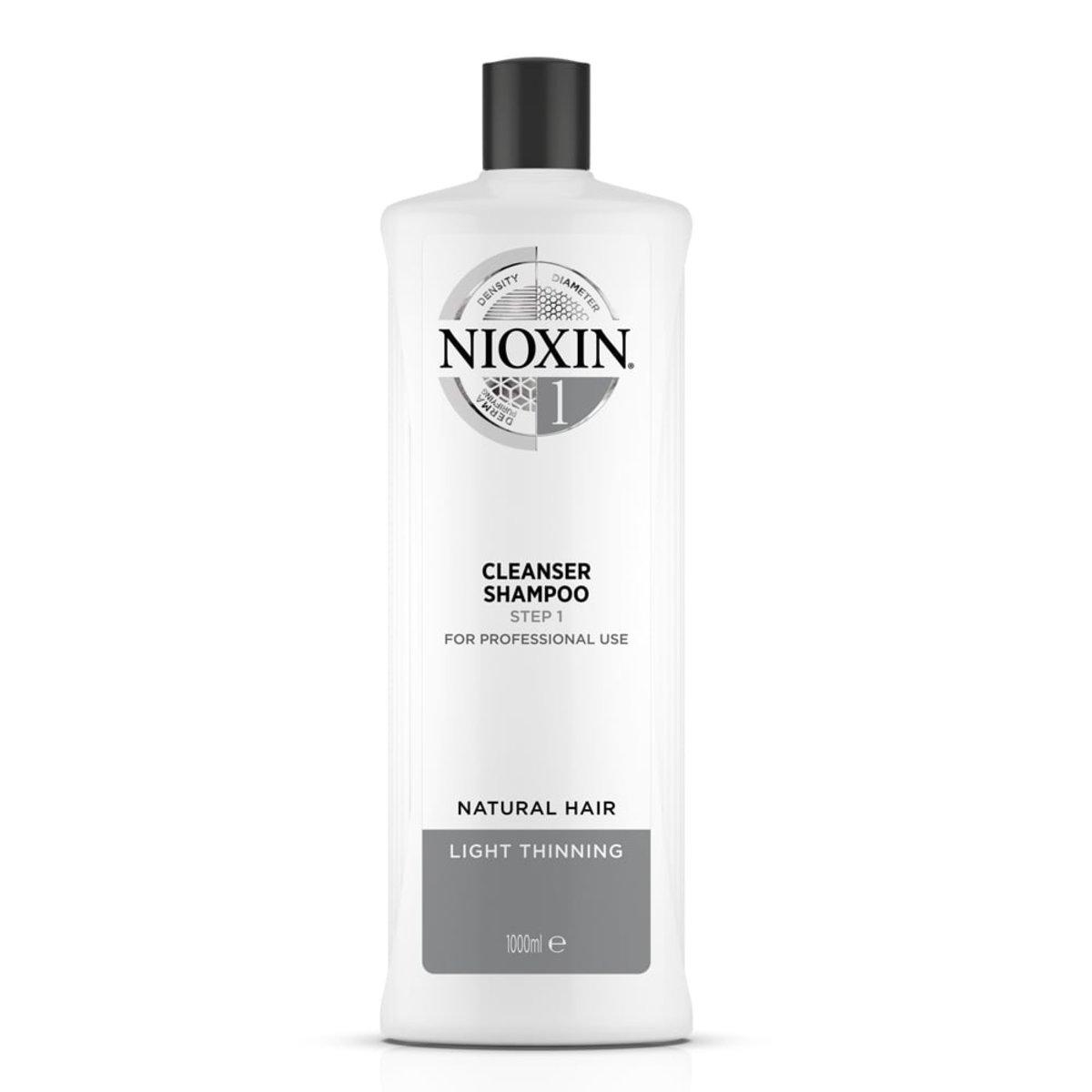Cleanser Shampoo #1 1000 ml