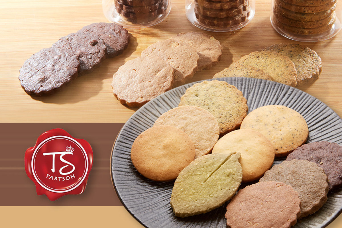 3 Units (12 pcs/Unit,Choose 3 flavors) - Homemade Cookies