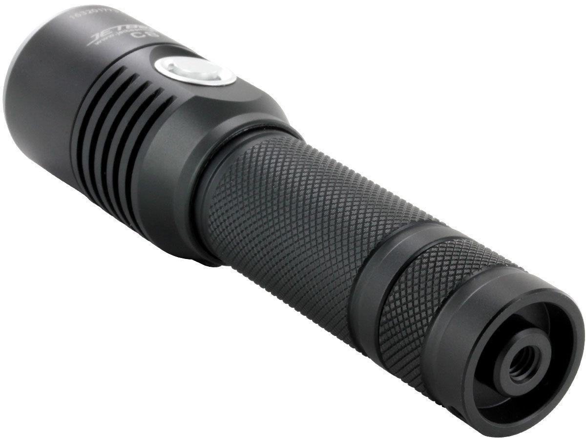 JETBeam C8 USB充電1000流明 手電筒 已包原廠充電池